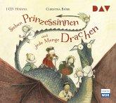Sieben Prinzessinnen und jede Menge Drachen, 1 Audio-CD