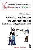 Historisches Lernen im Sachunterricht