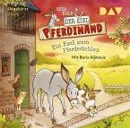 Ein Esel zum Pferdestehlen / Der Esel Pferdinand Bd.2 (2 Audio-CDs)