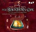 Der Blackthorn-Code - Die schwarze Gefahr, 5 Audio-CDs