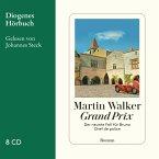 Grand Prix / Bruno, Chef de police Bd.9 (8 Audio-CDs)