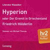 Hyperion oder Der Eremit aus Griechenland (MP3-Download)