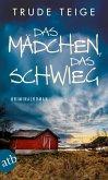 Das Mädchen, das schwieg / Kajsa Coren Bd.2 (eBook, ePUB)
