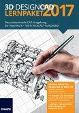 3D Design CAD Lernpaket 2017 - Mühelos technische Zeichnungen erstellen!