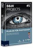 """""""BLACK & WHITE"""" projects 5 Plug-in für Photoshop"""