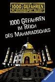 1000 Gefahren im Reich des Maharadschas / 1000 Gefahren Bd.35 (Mängelexemplar)