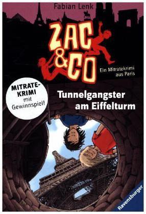 Buch-Reihe Zac & Co von Fabian Lenk