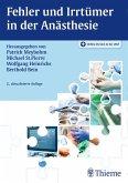 Fehler und Irrtümer in der Anästhesie (eBook, PDF)