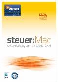 WISO steuer:Mac 2017 Mac (für Steuerjahr 2016) (Download für Mac)