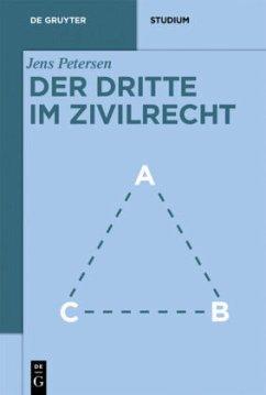 Der Dritte im Zivilrecht - Petersen, Jens