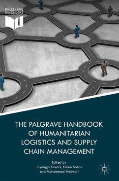 The Palgrave Handbook of Humanitarian Logistics and Supply Chain Management