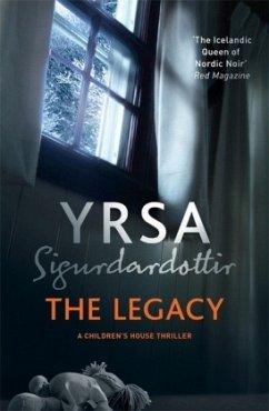 The Legacy - Sigurdardóttir, Yrsa