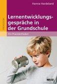 Lernentwicklungsgespräche in der Grundschule (eBook, PDF)