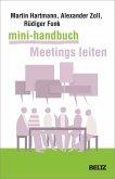 Mini-Handbuch Meetings leiten (eBook, PDF)