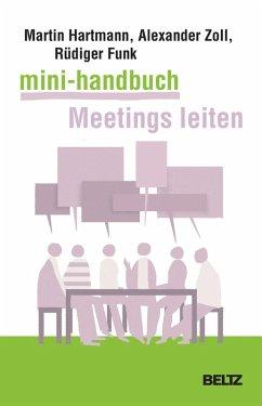 Mini-Handbuch Meetings leiten