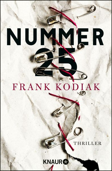 Nummer 25 - Kodiak, Frank