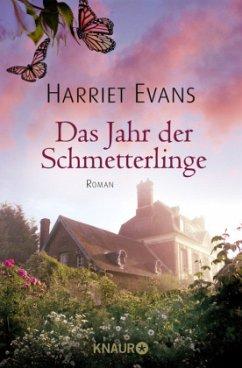 Das Jahr der Schmetterlinge - Evans, Harriet