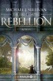 Rebellion / Zeit der Legenden Bd.1