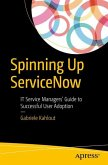 Spinning Up ServiceNow