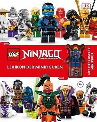 LEGO® NINJAGO® Lexikon der Minifiguren - Sipi, Claire