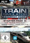 Trainsimulator Starter Pack 3 - The Rhine Railway: Mannheim-Karlsruhe