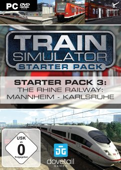 Train Simulator - Starter Pack 3 (PC)