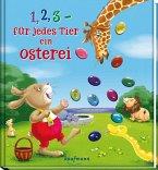 1, 2, 3 - für jedes Tier ein Osterei