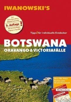 Botswana - Okavango & Victoriafälle - Reiseführ...