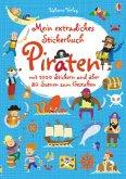 Mein extradickes Stickerbuch: Piraten