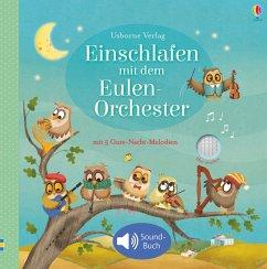 Einschlafen mit dem Eulen-Orchester - Taplin, Sam