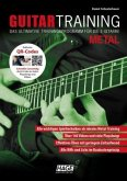 Guitar Training Metal (mit Daten-DVD)