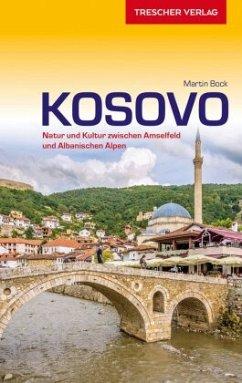 Reiseführer Kosovo - Bock, Martin