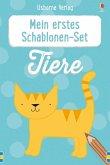 Kleine Kreativ-Werkstatt - Mein erstes Schablonen-Set: Tiere