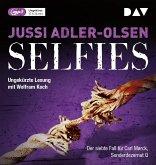 Selfies / Carl Mørck. Sonderdezernat Q Bd.7 (2 MP3-CDs)