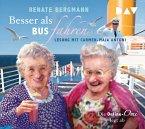 Besser als Bus fahren / Online-Omi Bd.8 (3 Audio-CDs)