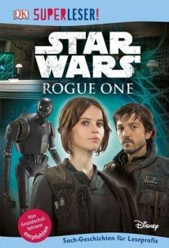 SUPERLESER! Star Wars Rogue One(TM) / Superleser 3. Lesestufe Bd.12