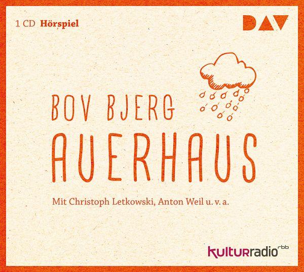 Auerhaus, 1 Audio-CD - Bjerg, Bov