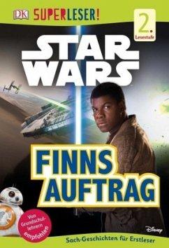 SUPERLESER! Star Wars(TM) Finns Auftrag / Superleser 2. Lesestufe Bd.10