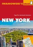New York - Reiseführer von Iwanowski (eBook, PDF)