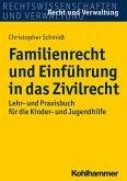 Familienrecht und Einführung in das Zivilrecht (eBook, ePUB)