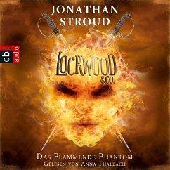 Das Flammende Phantom / Lockwood & Co. Bd.4 (MP3-Download) - Stroud, Jonathan