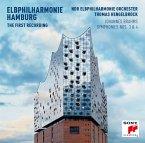 Elbphilharmonie-Erste Aufnahme: Sinf. 3&4