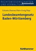 Landesbeamtengesetz Baden-Württemberg (eBook, ePUB)