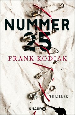Nummer 25 (eBook, ePUB) - Kodiak, Frank
