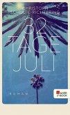 32 Tage Juli (eBook, ePUB)