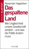 Das gespaltene Land (eBook, ePUB)