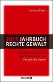 2017 Jahrbuch rechte Gewalt (eBook, ePUB)
