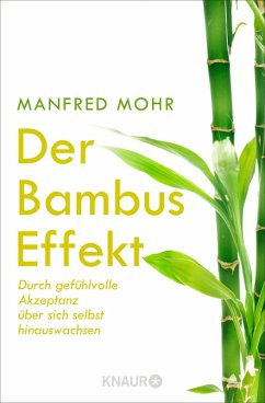 Der Bambus-Effekt (eBook, ePUB) - Mohr, Manfred