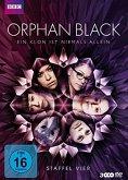 Orphan Black - Staffel 4 DVD-Box