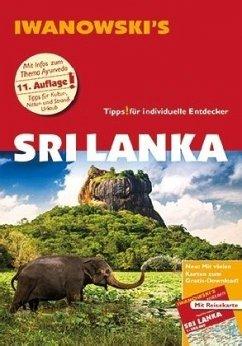 Sri Lanka - Reiseführer von Iwanowski - Blank, Stefan